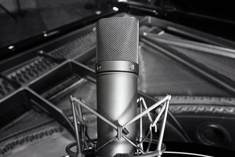 レコーディングスタジオの革命!のイメージ